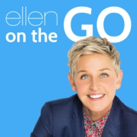 Logo of the podcast Ellen on the Go
