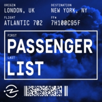 Logo of the podcast Passenger List