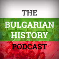 Logo du podcast DIscussion on US-BG History with Ambassador Mustafa