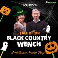Logo of the podcast Jo and Ed's tale of the Black Country Wench