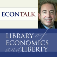 Logo of the podcast Steven Levitt on Freakonomics and the State of Economics