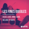 Logo of the podcast Les Fines Gueules