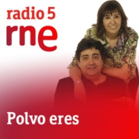 Logo of the podcast Polvo eres - Momias gays - 06/05/08