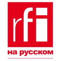 Logo of the podcast *Передача RFI 15h10 - 16h00 GMT