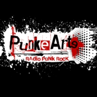 "Logo du podcast Especiales PunkeArte ""Medellín Punk Rock"""