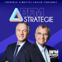 Logo of the podcast BFM Stratégie