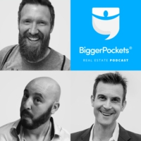 Logo du podcast BiggerPockets Real Estate Podcast