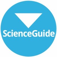 Logo of the podcast ScienceGuide Podcast Nadine Akkerman