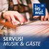Logo of the podcast Servus! Musik und Gäste