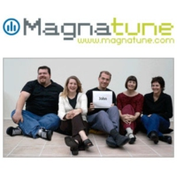 Logo of the podcast Folk podcast from Magnatune.com