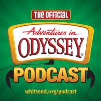 Logo of the podcast The Official Adventures in Odyssey Podcast