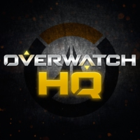 Logo of the podcast Overwatch HQ