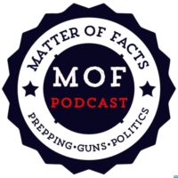 Logo of the podcast More US Constitution, and the ATF running amok