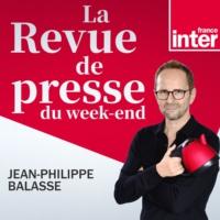 Logo of the podcast La Revue de Presse du week-end