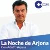 Logo of the podcast La Noche de Adolfo Arjona