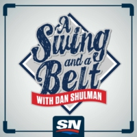 Logo du podcast A Swing and a Belt with Dan Shulman