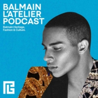 Logo of the podcast A New French Style, Part 4: Horst, Gruau and Iconic Balmain Images