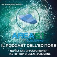 Logo of the podcast A51 Il podcast dell'editore