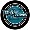 Logo of the podcast Teal Town USA