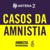 Logo of the podcast Casos da Amnistia