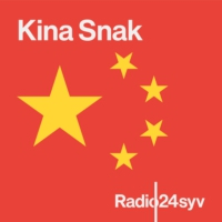 Logo of the podcast Kina stopper med at vokse, varmt på Weibo og mandarin-tips