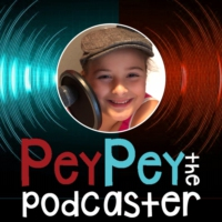 Logo of the podcast PeyPey The Podcaster