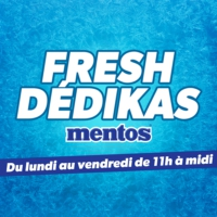 Logo du podcast Fresh Dédikas #6