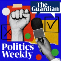 Logo of the podcast Biden and Harris get to work: Politics Weekly Extra