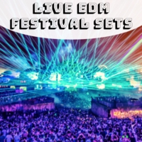 Logo du podcast Live EDM Festival Sets