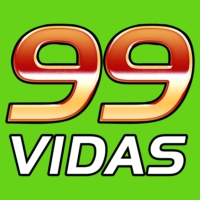 Logo du podcast 99Vidas 341 - 2-Pak: Celeste e The Messenger