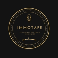 Logo of the podcast Immo Tape
