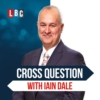 Logo of the podcast Cross Question with Iain Dale