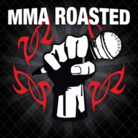 Logo of the podcast MMA Roasted