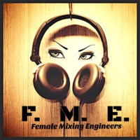 Logo of the podcast Female Mixing Engineers Music Podcast