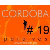 Logo du podcast CORDOBA PARA VOS