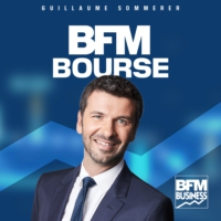 Logo of the podcast BFM Bourse