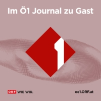 Logo of the podcast Im Ö1 Journal zu Gast (08.06.2019)
