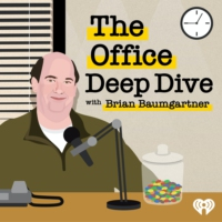 Logo of the podcast The Office Deep Dive with Brian Baumgartner