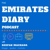 Logo of the podcast Emirates Diary Podcast is here! (EDP000) - Emirates Diary