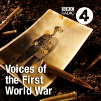 Logo of the podcast Voices of the First World War