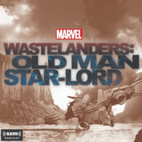 Logo of the podcast Marvel's Wastelanders: Old Man Star-Lord