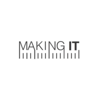 Logo of the podcast Making It With Jimmy Diresta, Bob Clagett and David Picciuto