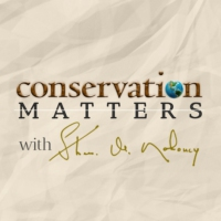 Logo of the podcast Conservation Matters Podcast
