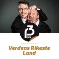 Logo of the podcast «Panama er verdens Norge»