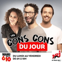 Logo of the podcast Les Cons-Cons du jour