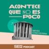 Logo du podcast Acontece que no es poco con Nieves Concostrina