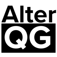 Logo of the podcast alterQG
