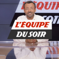 Logo of the podcast L'EQUIPE DU SOIR