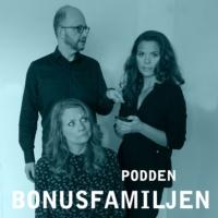 Logo du podcast Bonusfamiljen-podden