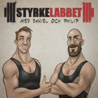 Logo of the podcast Avsnitt 185: Sun's out, guns out! Vi grottar ned oss i armträning